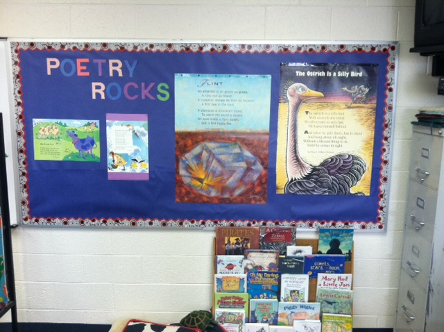 Poetry Bulletin Board